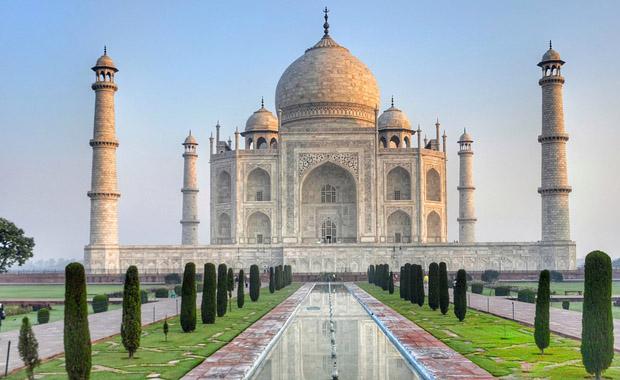 Dünyanın en ünlü yapıları