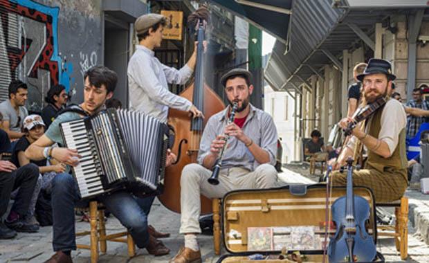 Müzikle yaşayan kentler