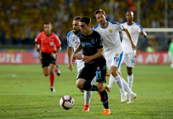 Ankaragücü - Trabzonspor maçından fotoğraflar