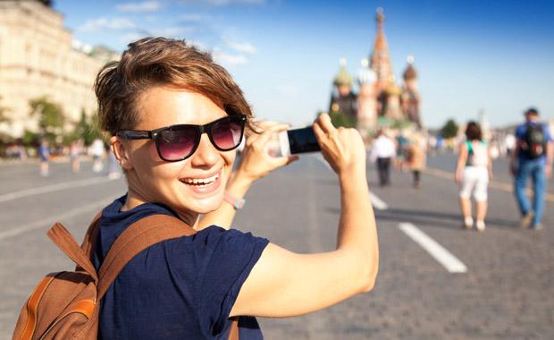 Dünyanın en mutlu turistleri Ruslar