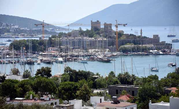 Bodrum Kalesi 2019'da açılıyor