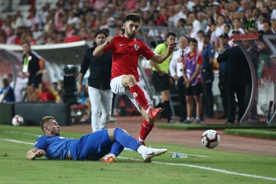 Antalyaspor - Çaykur Rizespor maçından kareler