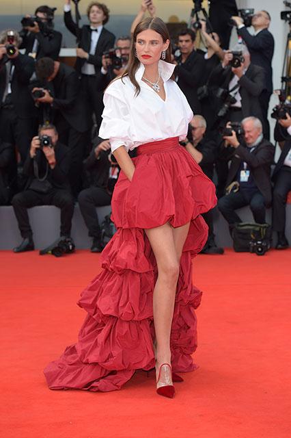 75. Venedik Film Festivali: Kırmızı Halı