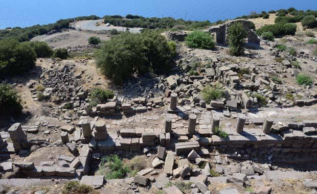 Assos, UNESCO kalıcı listesine girmeyi hedefliyor