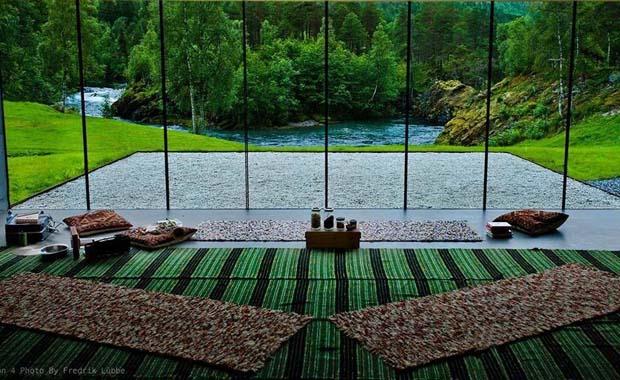 İskandinavya'nın en dikkat çekici otelleri