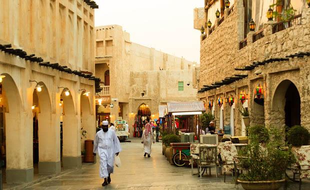 Orta Doğu'nun yeni gözdesi Katar