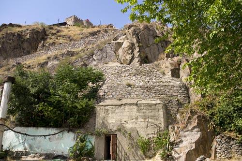 Ankara'nın bilinmeyen tarihi sığınağı