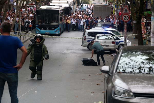 İstanbul'da 'yok artık' dedirten şok görüntü!