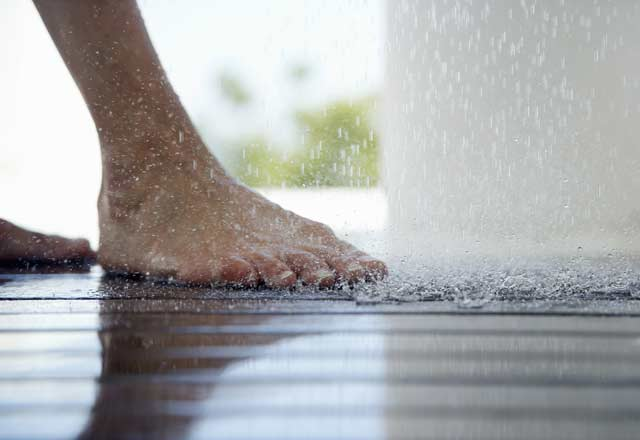 Duşa girdiğinizde ilk yıkadığınız yer karakterinizi ele veriyor