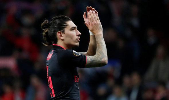 Arsenal'in yıldızının sıradışı görüntüsü