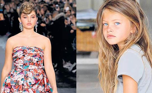 Dünyanın en güzel kızı denilen Thylane Blondeau kendi markasını yarattı