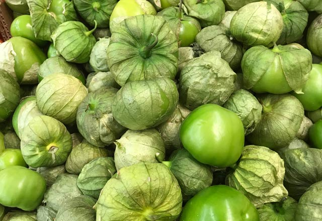 Yeşil domates tomatillonun bilinmeyen faydaları