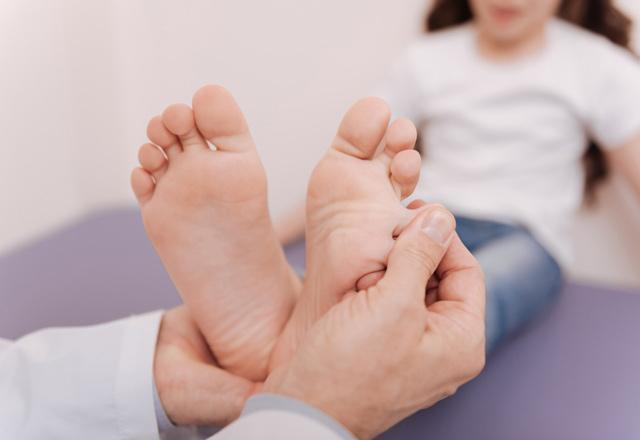 Ayaklarda görülen cilt hastalıkları ve nedenleri