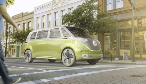 Volkswagen I.D. Buzz'ın ne zaman geleceği duyuruldu!