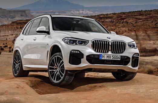2019 BMW X5 resmen tanıtıldı