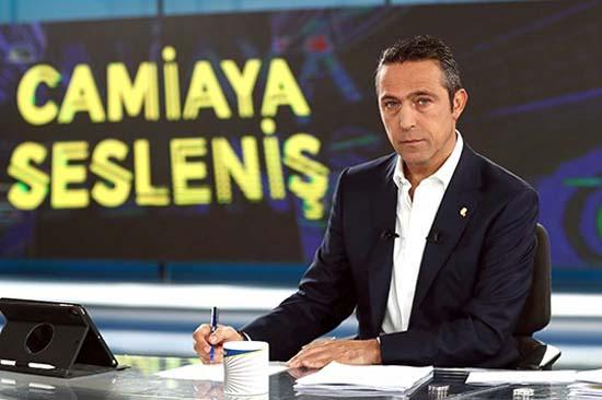 Ali Koç'un açıklamalarının ardından spor yazarlarının değerlendirmeleri