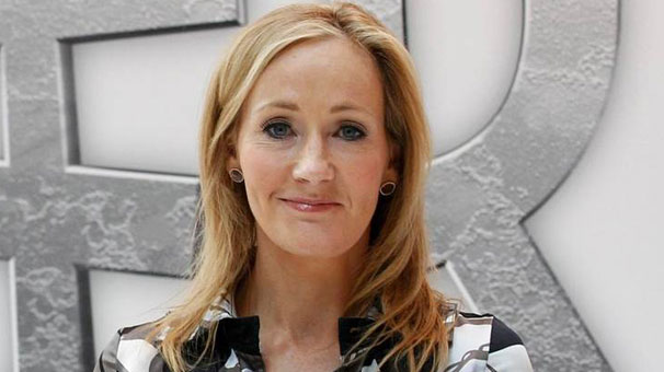 J. K. Rowling'in inanılmaz başarı hikayesi