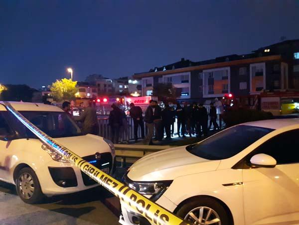 İstanbul'da kan donduran olay! Duyan oraya koştu...