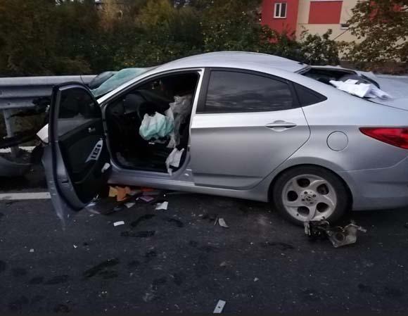 Kahramanmaraş'ta feci kaza! Çok acı görüntüler...