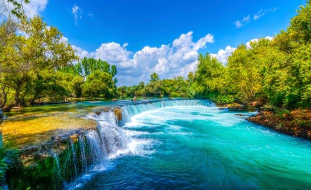 Türkiye içinde alternatif tatil rotaları