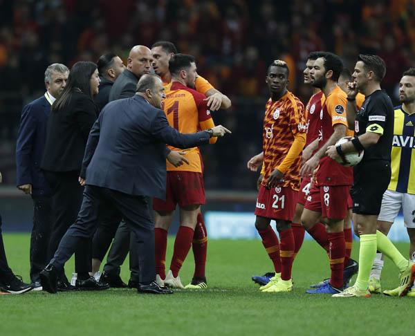 PFDK cezalarının ardından G.Saray ile F.Bahçe...