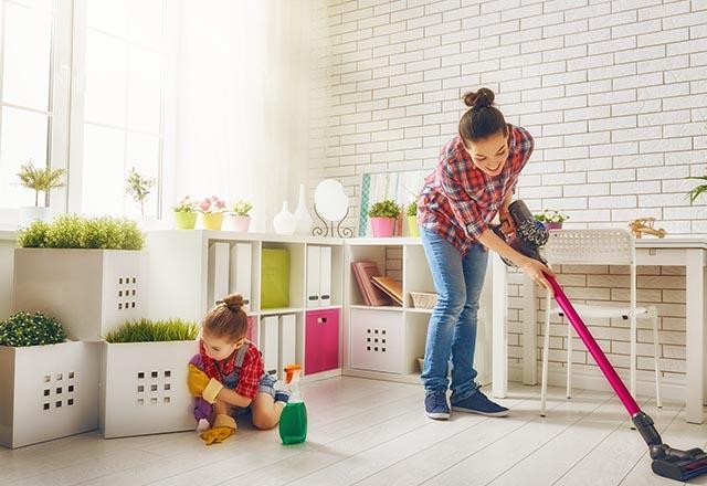 Ne kadar sıklıkla dip köşe ev temizliği yapılmalı?