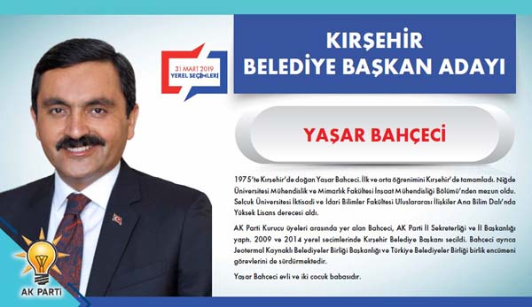 Cumhurbaşkanı Erdoğan 14 belediye başkan adayını açıkladı