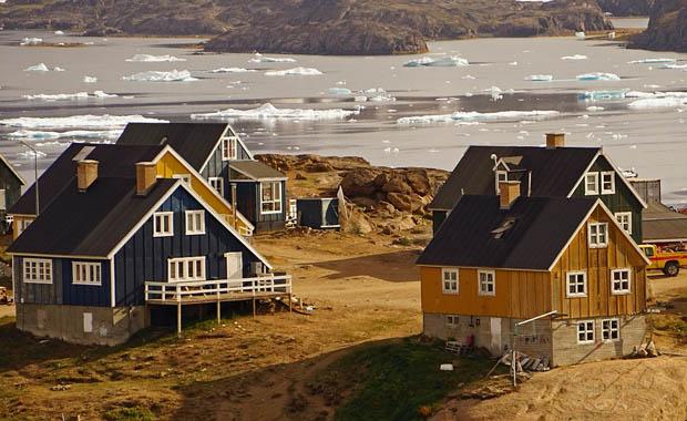 Kuzeyin uçsuz bucaksız adası Grönland