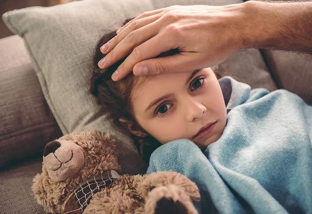 Çocuklarda en sık görülen tehlikeli hastalıklar