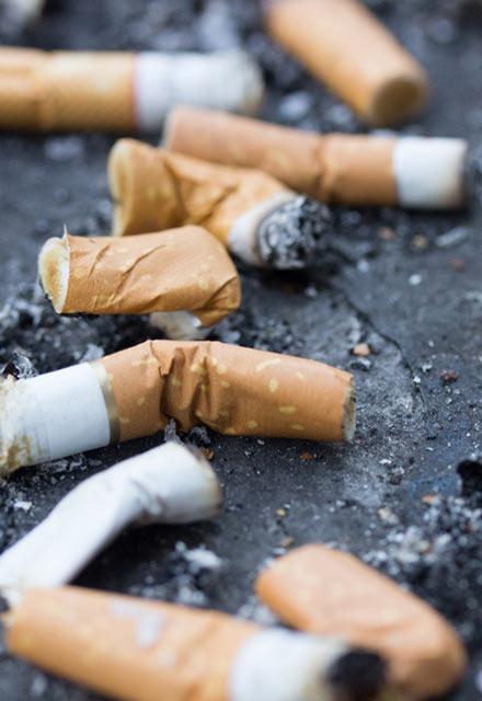 Akciğerleri temizleyen ve sigara isteğini azaltan besinler