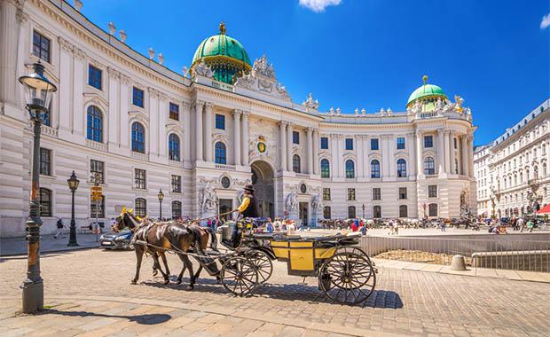 Avrupa'nın kalbi Viyana