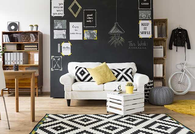 Ünlülerin ev dekorasyonları (Görüntüler ile)   Mobilya