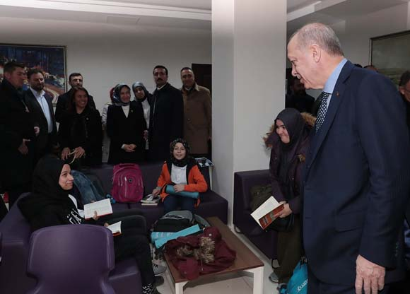 Son dakika | Cumhurbaşkanı Erdoğan'dan Ankara'ya metrobüs müjdesi