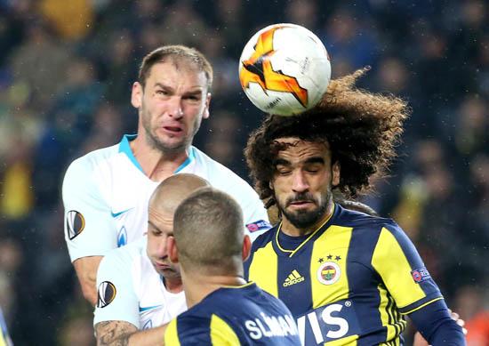 Fenerbahçe Zenit: Zenit Maçını Değerlendirdi