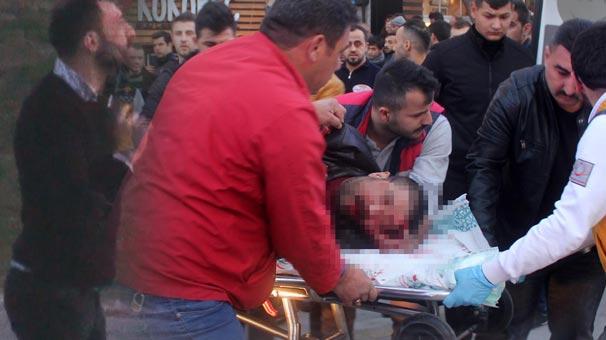 Ortağını vurdu, hastaneye gitti arkadaşını da vurdu! Polisler çevresini sarınca en korkunç şeyi yaptı
