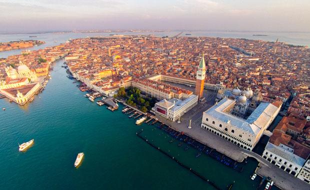 Venedik'e giriş paralı