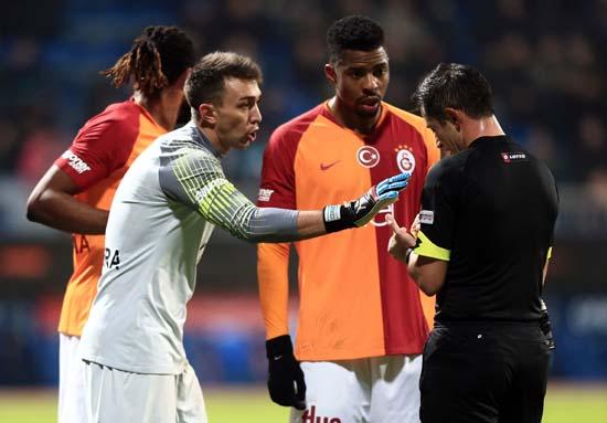 Galatasaraylı Muslera için yeni iddia!