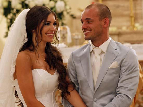 Sneijder'den ayrılan Yolanthe'nin alacağı tazminat dudak uçuklattı