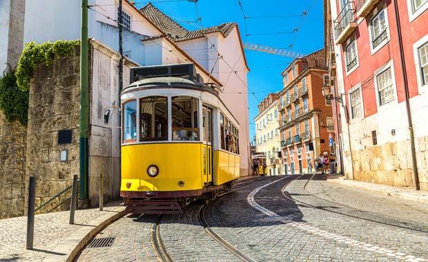 Avrupa'nın kültürel başkenti Lizbon