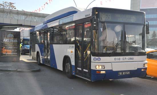 Ankara'da belediye otobüsünde taciz iddiasına gözaltı