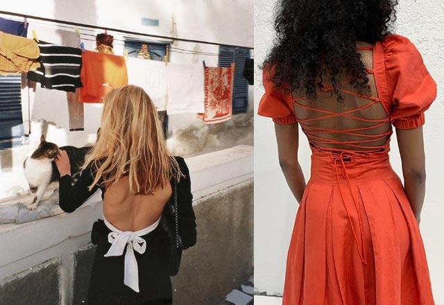 Instagram'da öne çıkan 6 elbise trendi