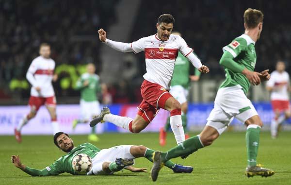 Almanya'da gündem Ozan Kabak! Ayın futbolcusu...