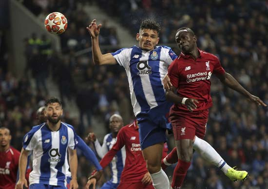 Liverpool, Porto'yu dağıttı! Quaresma...
