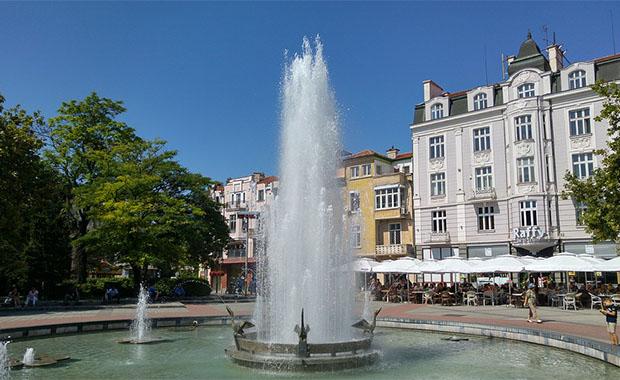 2019 Avrupa Kültür Başkenti Plovdiv