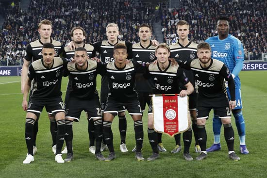 Ajax, Türkiye'yi tehdit ediyor!