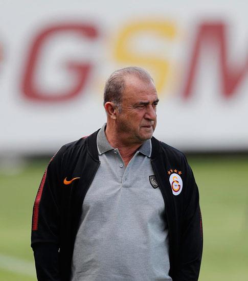 'Efsane'nin oğlu Galatasaray'a...