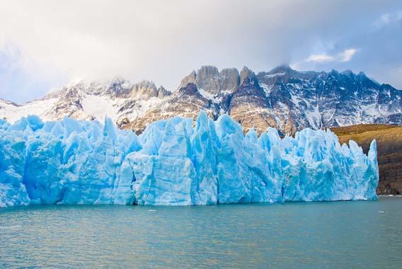 Dünyanın öbür ucu Patagonya