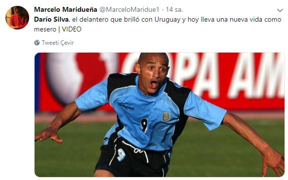 Eski Uruguaylı yıldız Dario Silva'nın dramı...