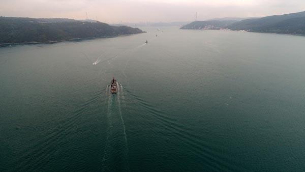 Yer: İstanbul! Dikkat çeken görüntü