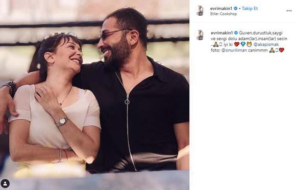 Sosyal medyadan ilan ettiler! İşte sürpriz aşk...